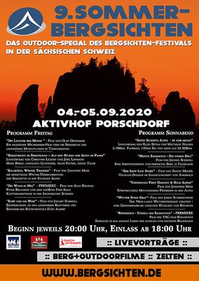 Vortrag/ Sommerbergsichten 2020