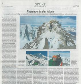 Artikel/ Sächsische Zeitung/ 2019