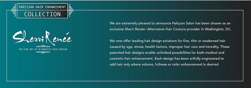 Sherri Renee Hair Enhacement Collection