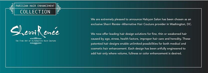 Sherri Renee Hair Enhacement Collection