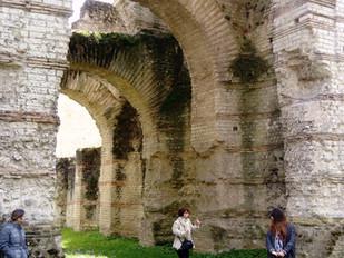 Sortie histoire Antiquité CE2-CM1