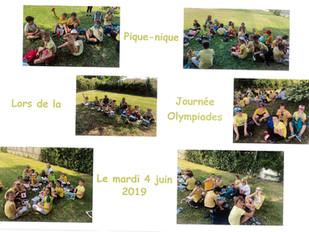 Journée Olympiades
