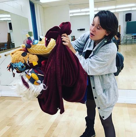 Un sac de muppets tout chaud, c'est pas