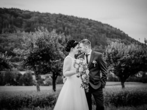Hochzeit in Baldern