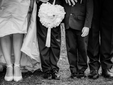 Hochzeitsfotografie im Stadtpark