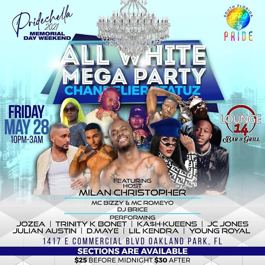 All White Mega Party