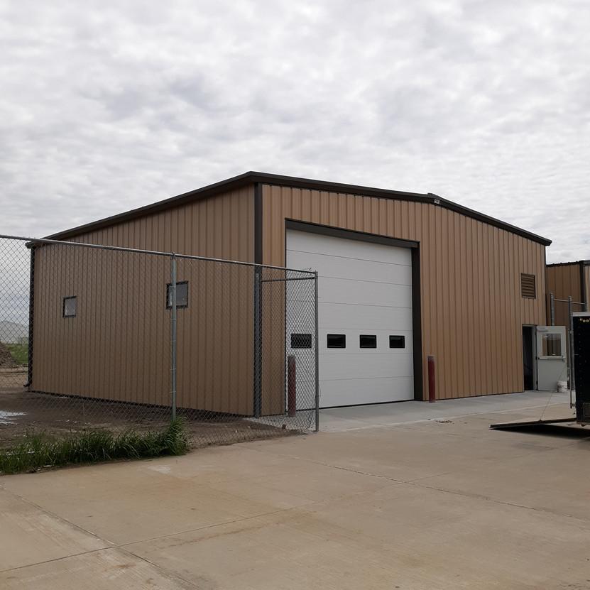 RST Airport Hangar