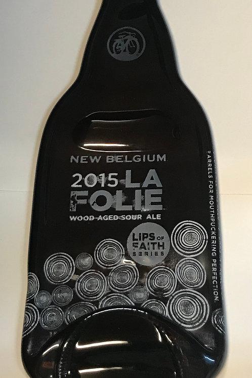 New Belgium Bottle Spoon Rest