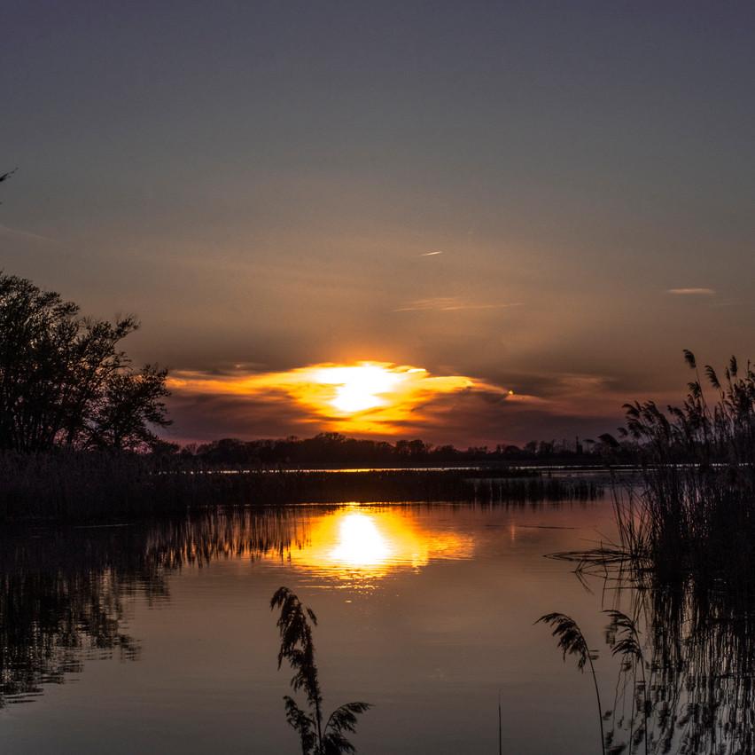 Lauren Hedges Photography Holiday Beach Sunset