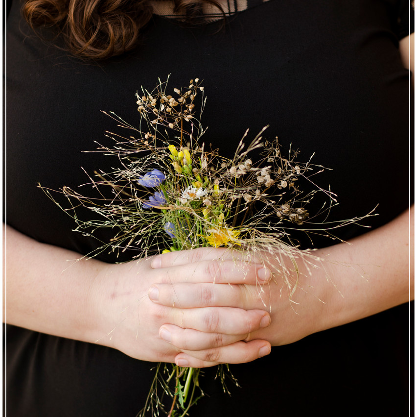 Windsor Photography Flowers Bouquet Weeds