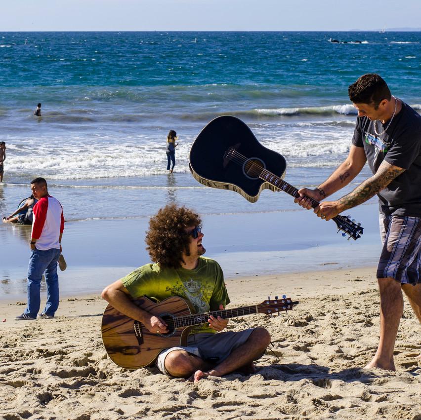 Lauren Hedges Photography EBX Santa Monica Beach