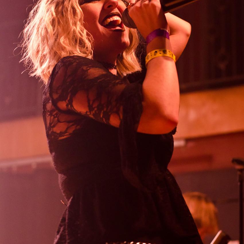 Elsie Binx The Crofoot Detroit Concert Photography