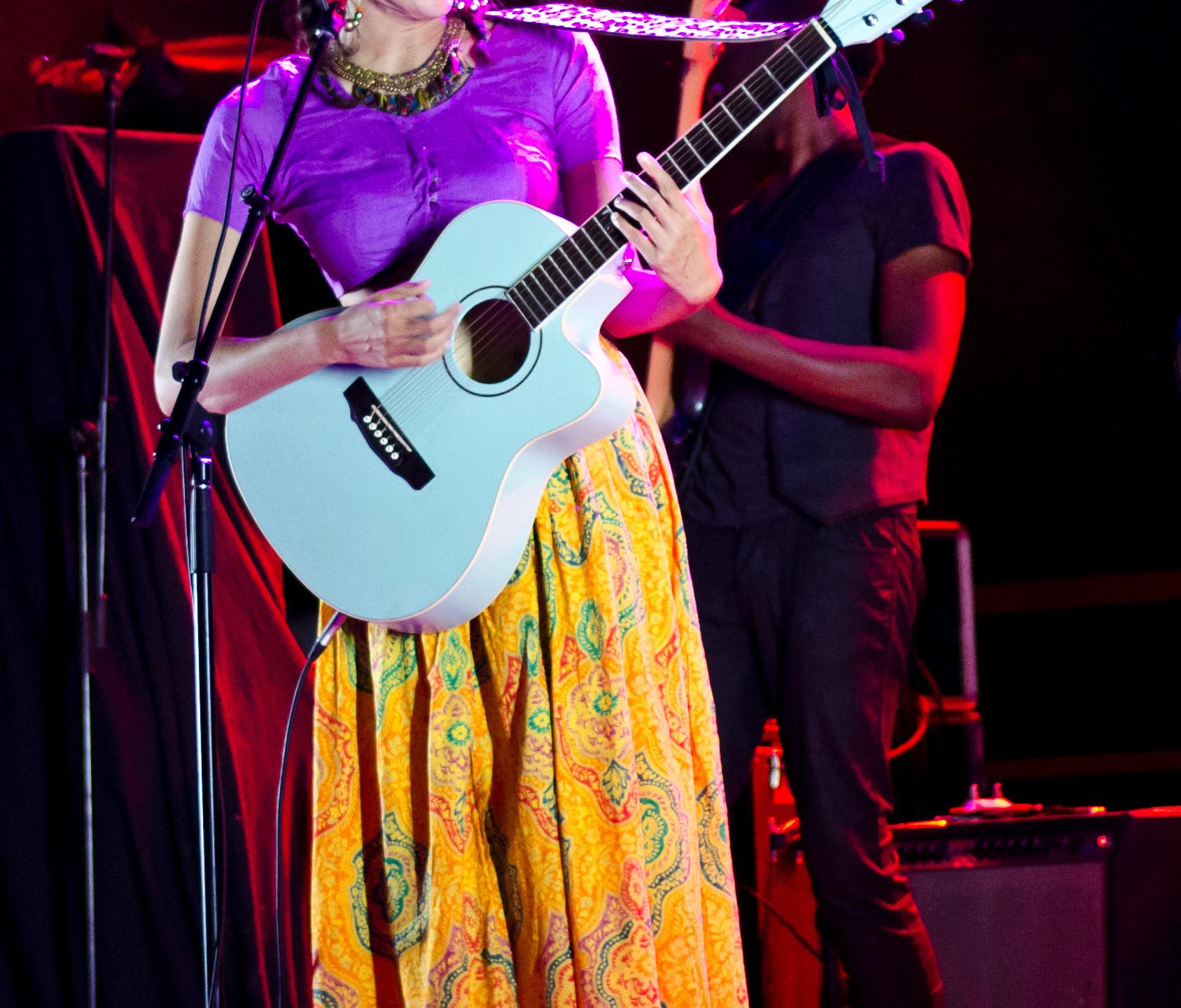 Alysha Brilla KFMF 2016