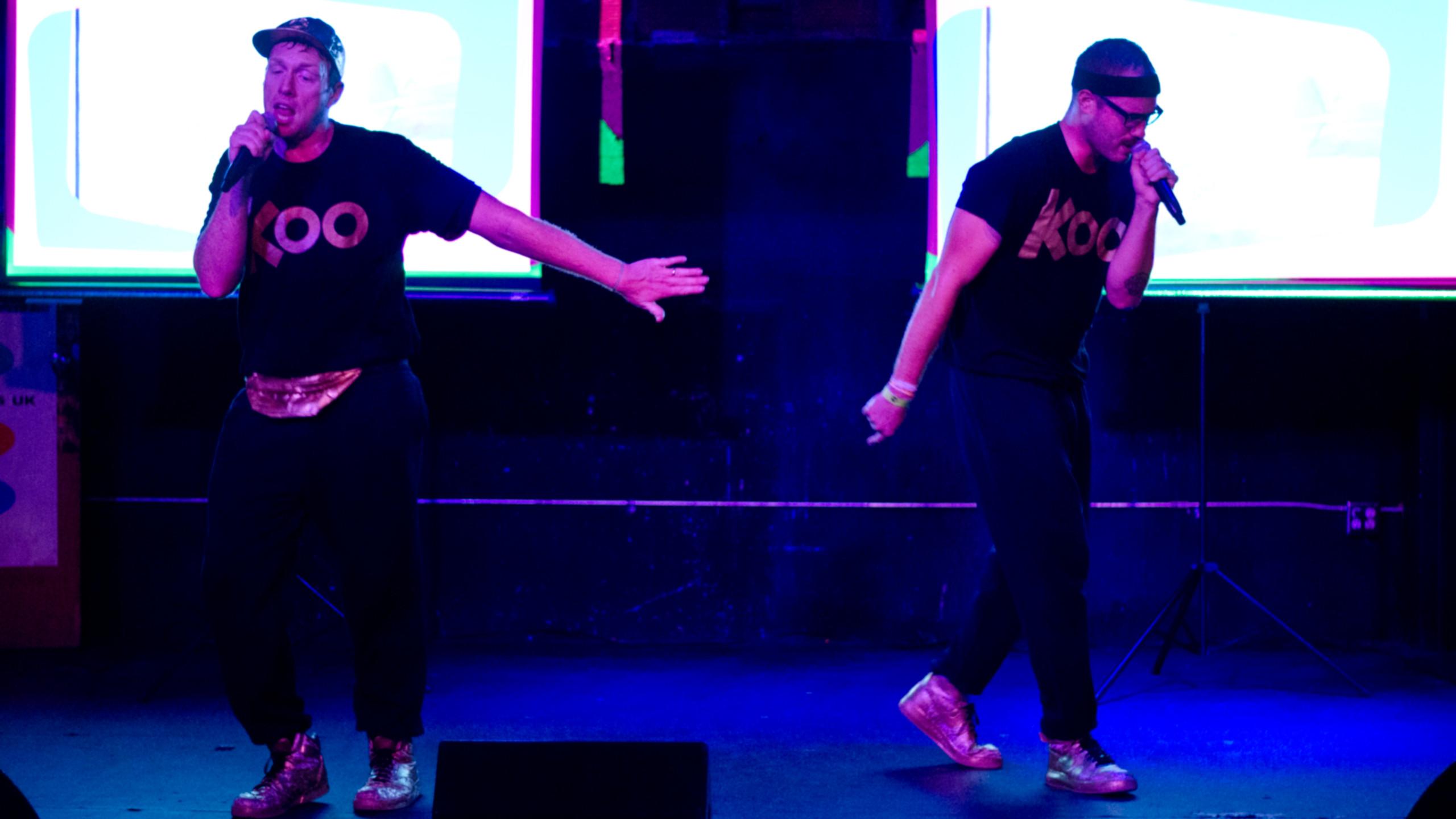 Koo Koo Kanga Roo @ The Dance Cave