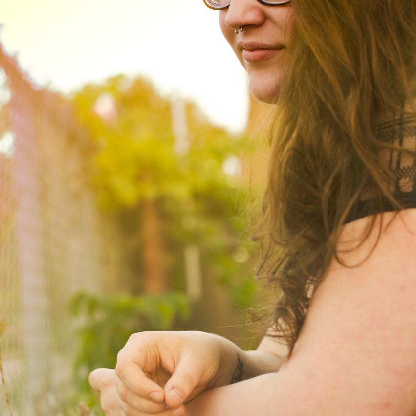 Windsor Photography Portrait Woman Glasses