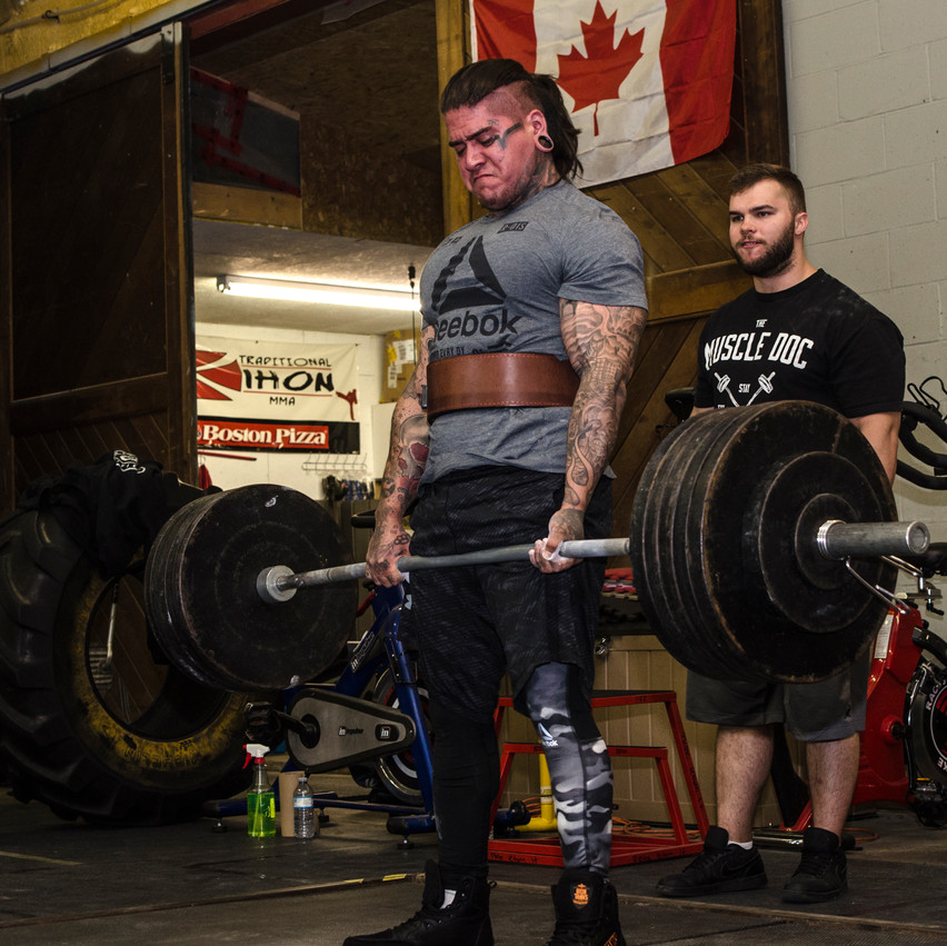 Lauren Hedges Photography Empire Muscle Powerlifting Competition Windsor
