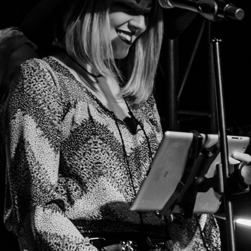 Lauren Hedges Photography Elsie Binx Diesel Concert Lounge Detroit