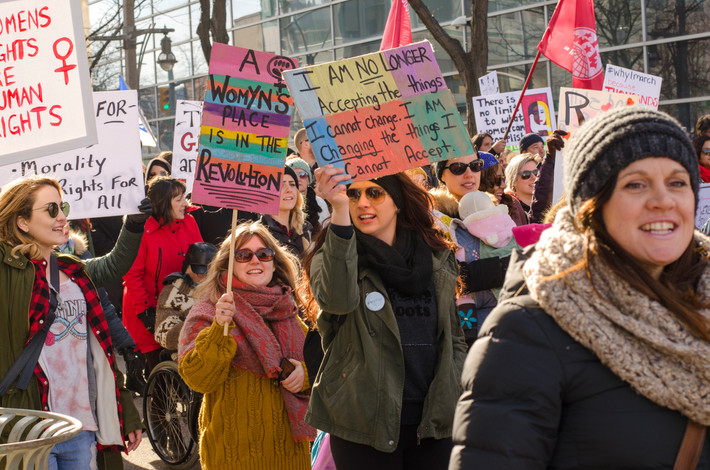 Windsor Women's March 2018