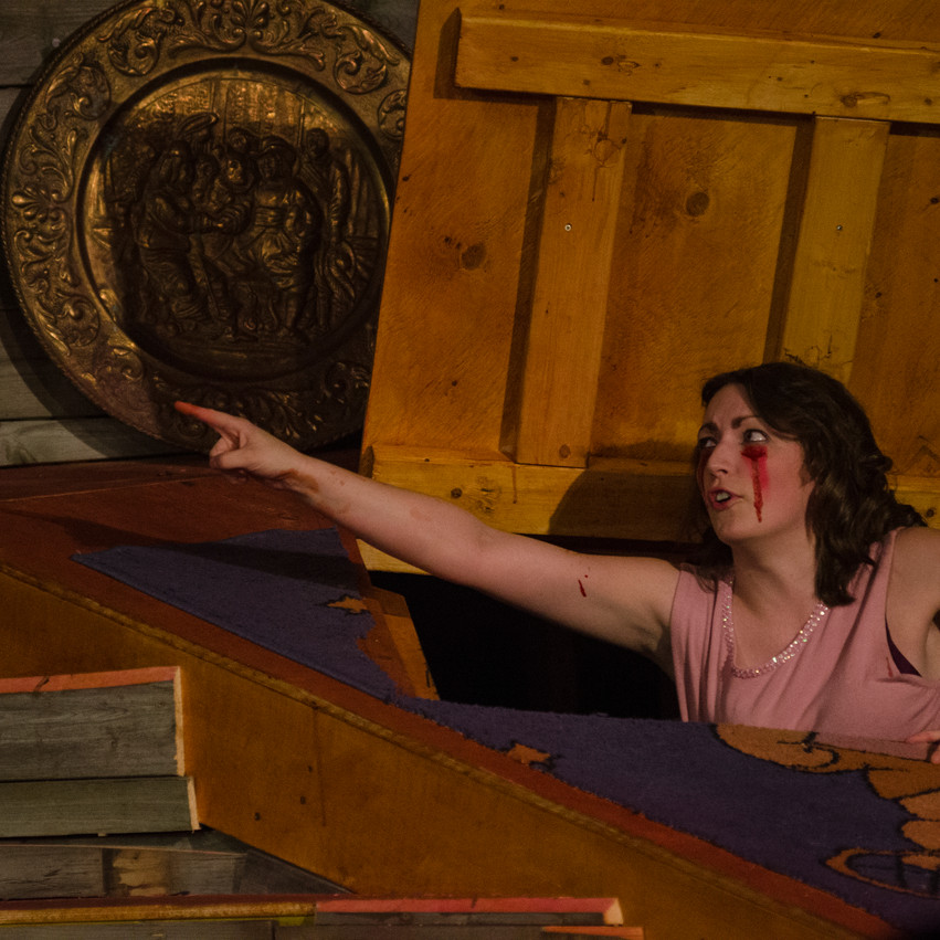 Lauren Hedges Photography KordaZone Theatre Evil Dead The Musical