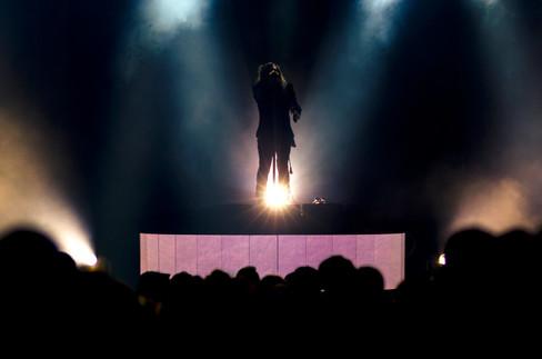 Lauren Hedges Photography - A Perfect Circle - Maynard James Keenan - The Fox Theatre - 2017