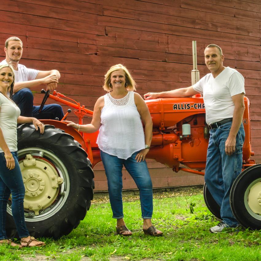 Lauren Hedges Photography Defour Family