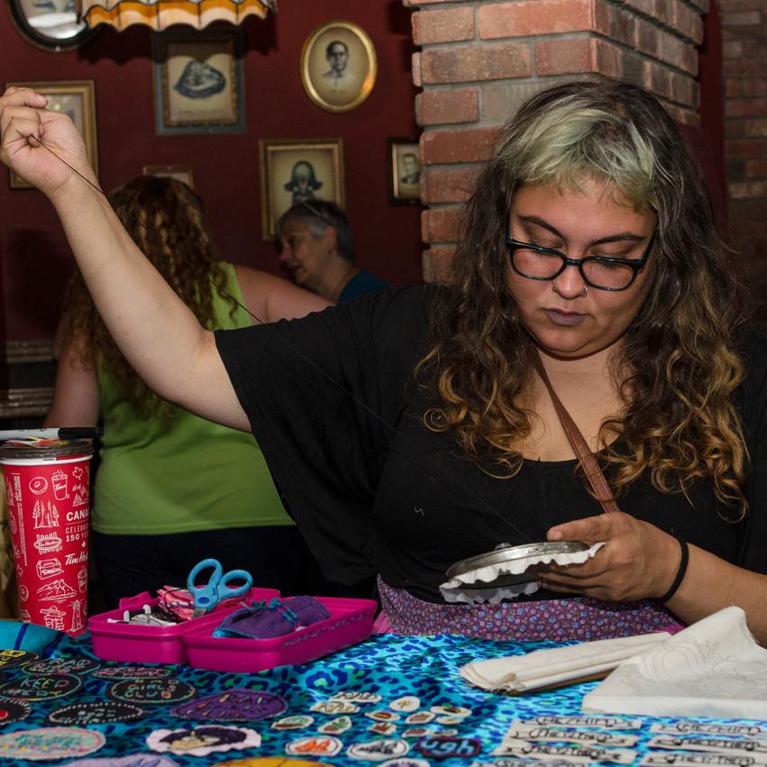 Lauren Hedges Photography Grrrl Fest Villains Beastro Windsor