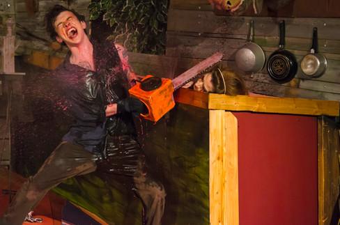 Lauren Hedges Photography - Korda Zone Theatre - Evil Dead The Musical - 2017