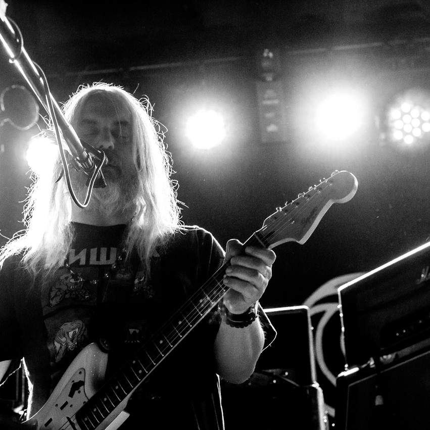 Lauren Hedges Photography Dinosaur Jr St Andrews Hall Detroit
