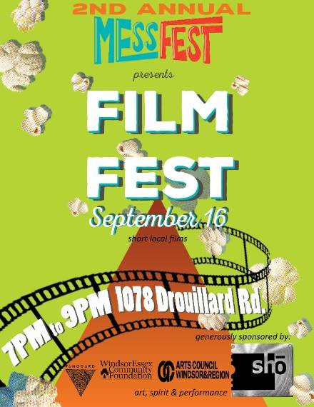 Upcoming Show: Mess Fest Film Fest