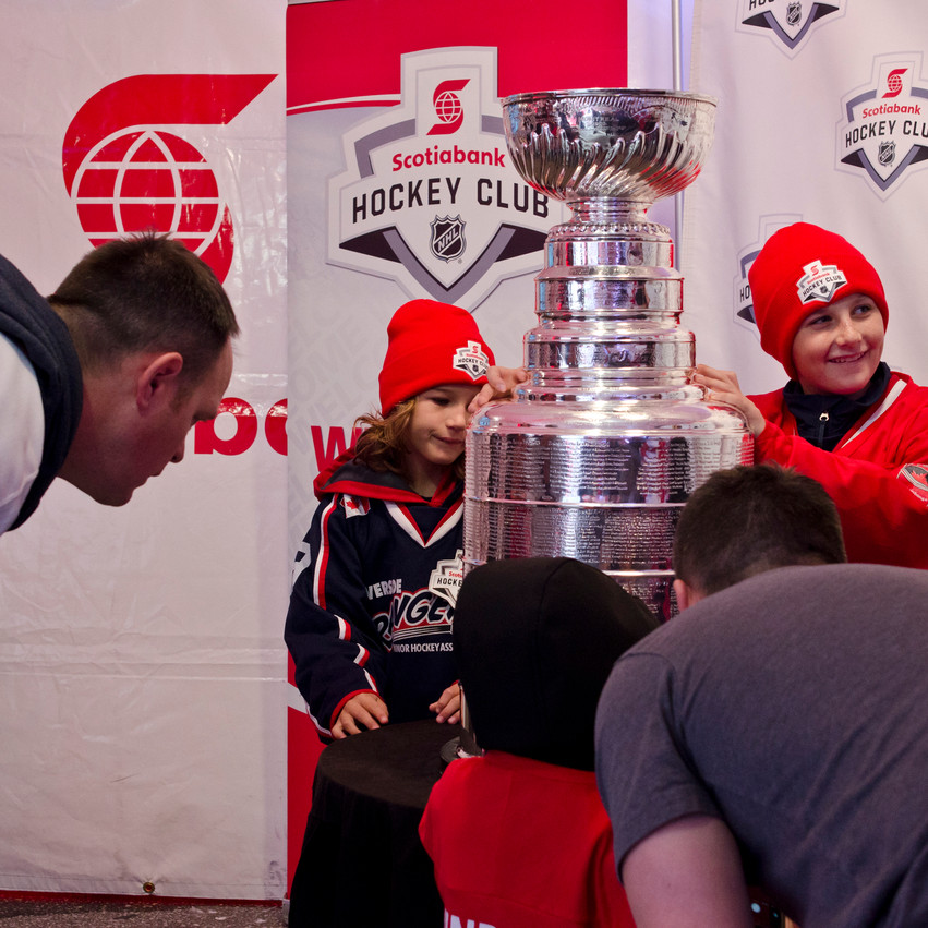 Stanley Cup Windsor Hockey Photography