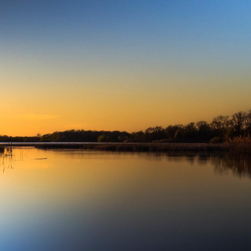 Lauren Hedges Photography Holiday Beach Marsh Sunset