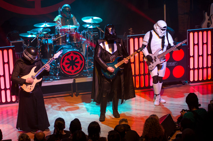 Mac Sabbath and Galactic Empire at The Crofoot