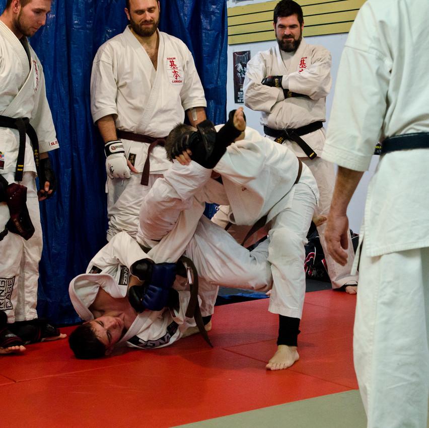 Kihon Karate Windsor Black Belt Testing Photography