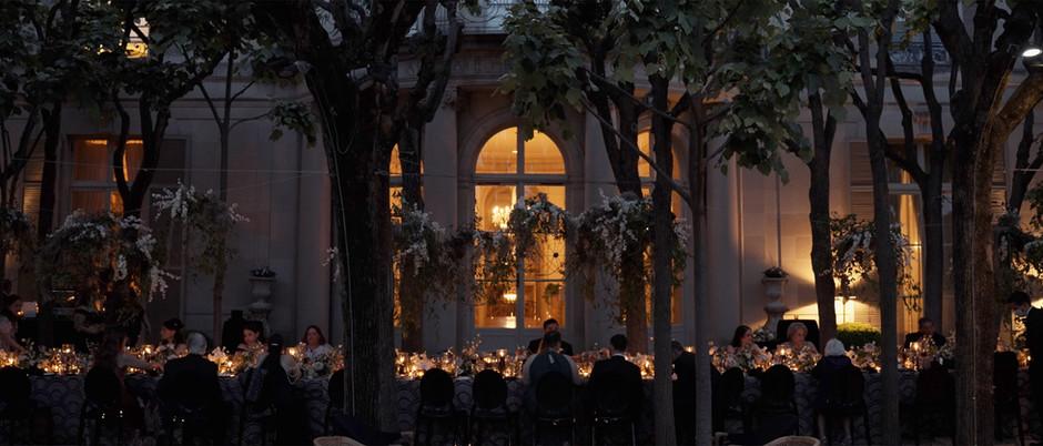 A DC Wedding Videographer //  A Washington DC Meridian House Wedding
