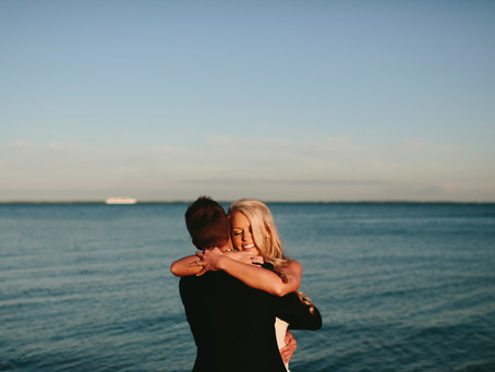 Annapolis Wedding Videographer // Carrie and Kyle