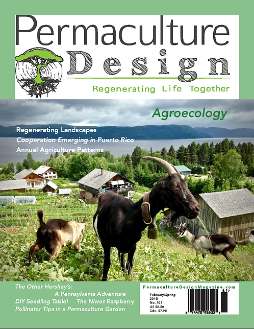 #107 - February/Spring 2018: Agroecology