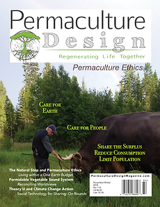 #110 - November/Winter 2018: Permaculture Ethics