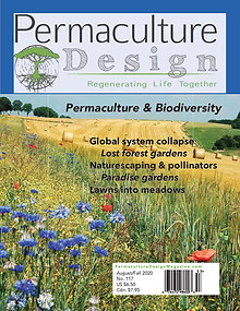 #117 - August/Fall 2020: Permaculture and Biodiversity