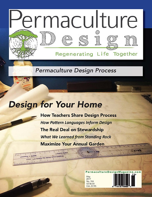 #104 May 2017 | Permaculture Design Process