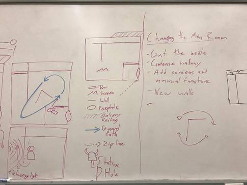 Level Redesign Draft