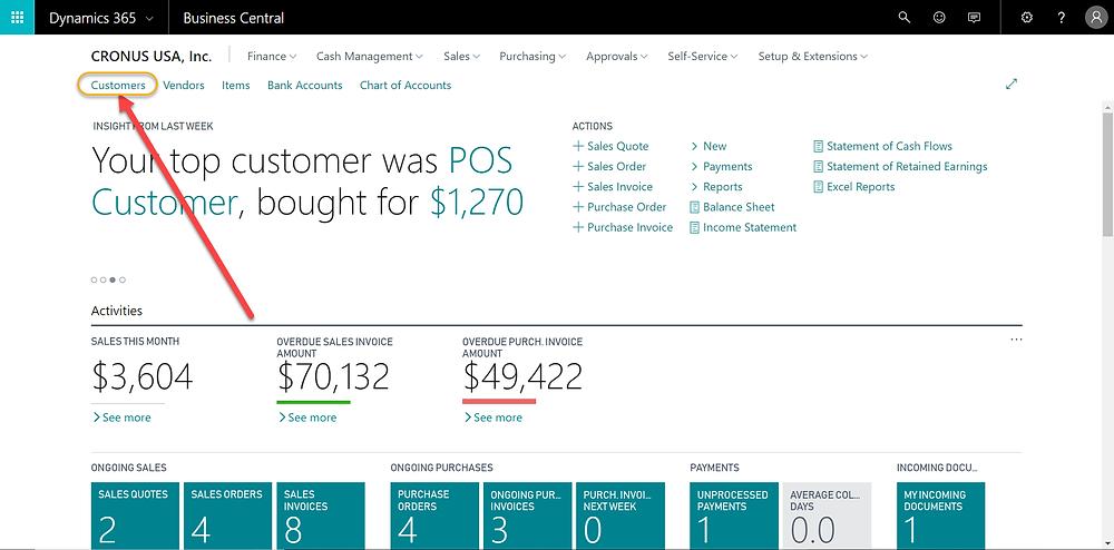 Customers - LS Express - Memorli Business Solutions