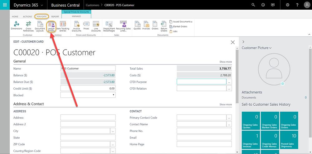 POS customer LS Express - Memorli Business Solutions