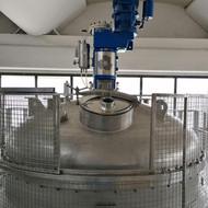 Miscelatore verticale - AISI 316