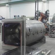 Autoclave di sterilizzazione e lavaggio