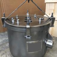 Mixer 60 litri per impianti industriali