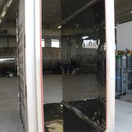 Autoclave di sterilizzazione a sezione rettangolare