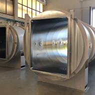 Autoclaves certified acc. to ASME U-Stamp