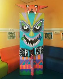 #supertotem #totem #carton #carnaval2019