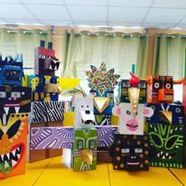 #workinprogress #artepovera #art #enfant