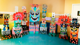 Atelier Totems Carton